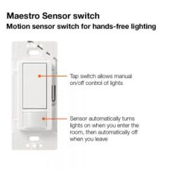 Pir Motion Sensor Light Wiring Diagram Ford Stereo Top 5 Switches 2018 It Is Performed By Simple Replacement Of Traditional And Will Take You About 15 Minutes Although Requires A Ground Wire Which Standard