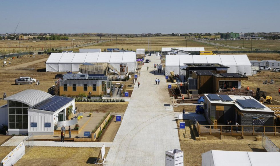 Solar Decathlon Egypt cover photo