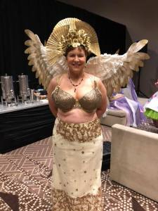 Art Bra Greek Goddess