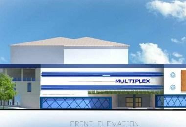 Multiplex building elevations