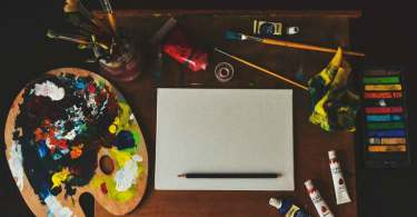 types of arts