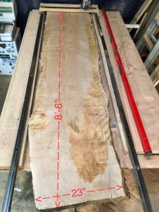 live edge slab wood locally sourced from seattle