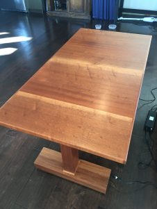 Sapele Variable Dining Table