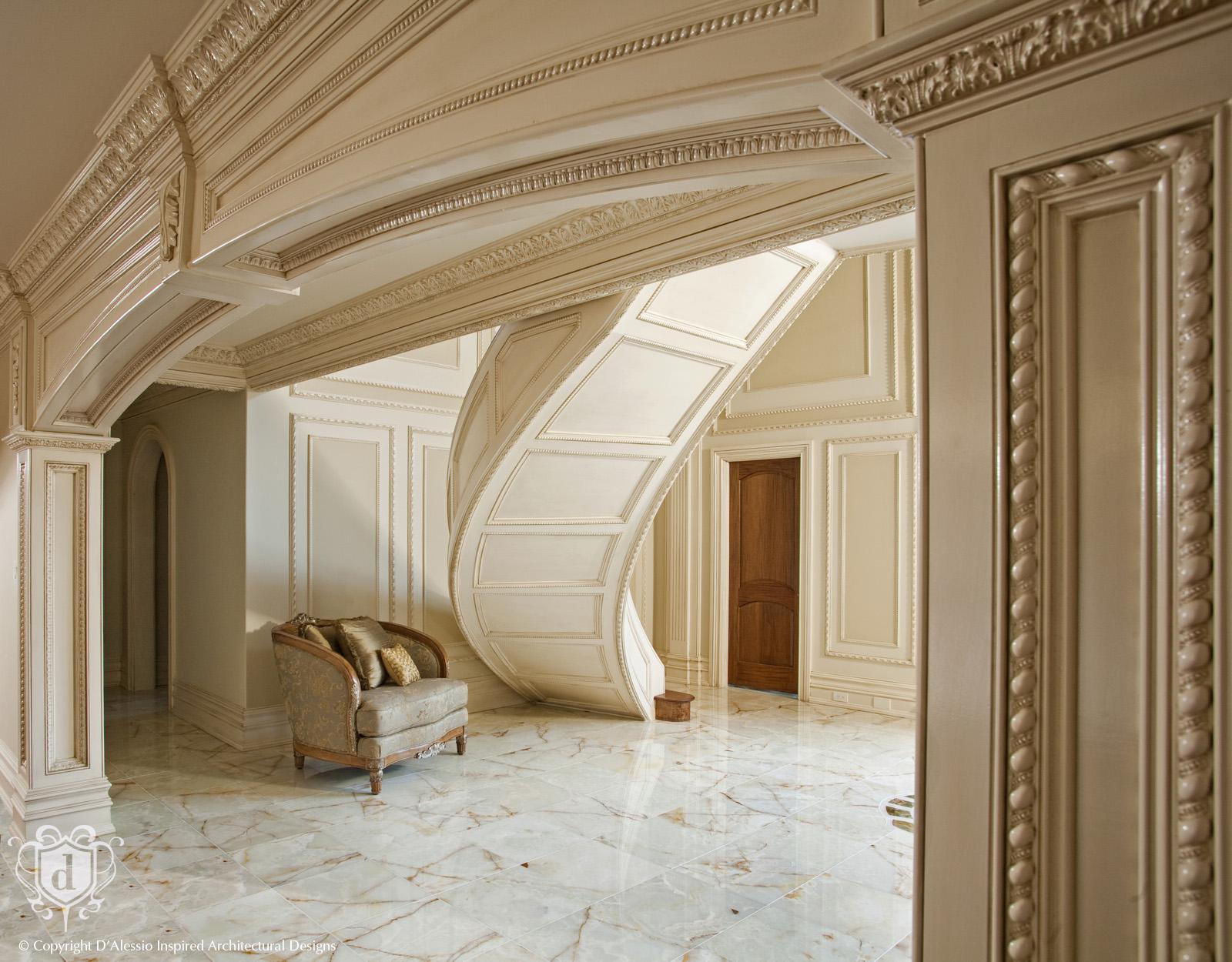 DAlessio Custom Architectural Millwork Design Services
