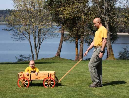 hand-built-wagon