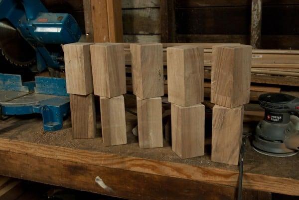Kubb-Wood