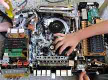 Deconstruct Your Electronics Before Recycling