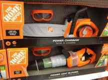 Home Depot Kids Toy Power Tools