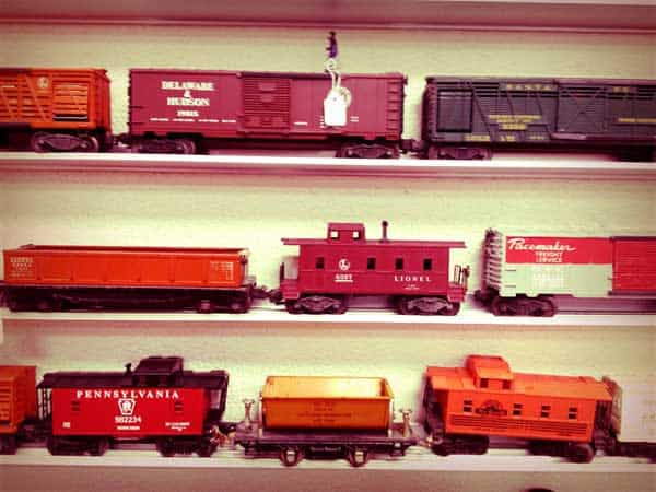 lionel-train-collection