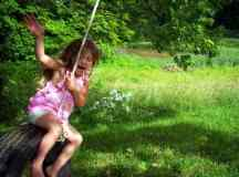 Build a Tire Swing This Summer