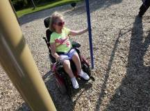 An Inspiring Playground for Kids in Wheelchairs
