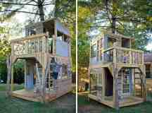 Beautiful Treehouse Photos