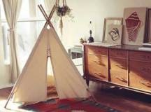50 Cute Kids Teepees