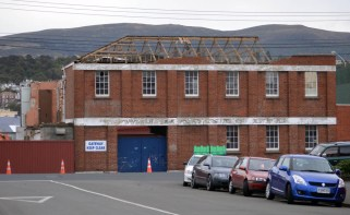W.J. Haynes Ltd building, Ward Street, demolished 2013