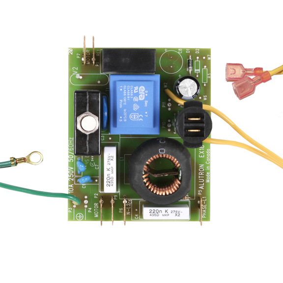 fan control center relay and transformer wiring diagram 2 way switch home module circuit board for 240 volt dual motor 15 amp vacuum 28 240v
