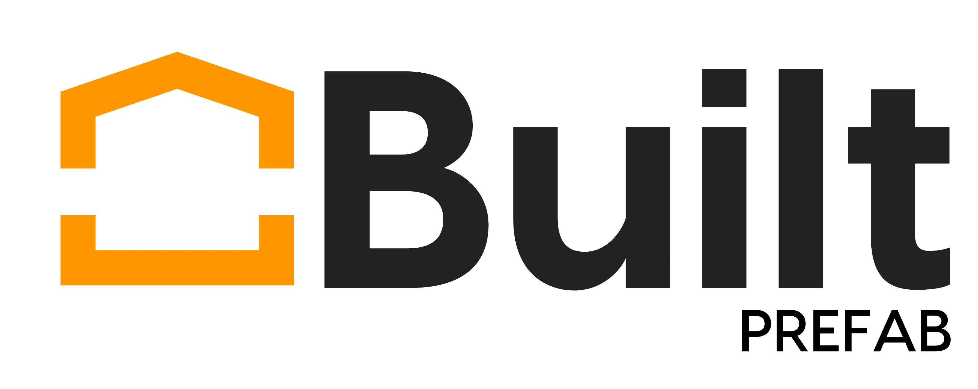 Built Prefab - Color Logo