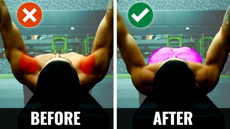 How To PROPERLY Bench Press For A Bigger Chest (2 Science-Primarily based Steps)