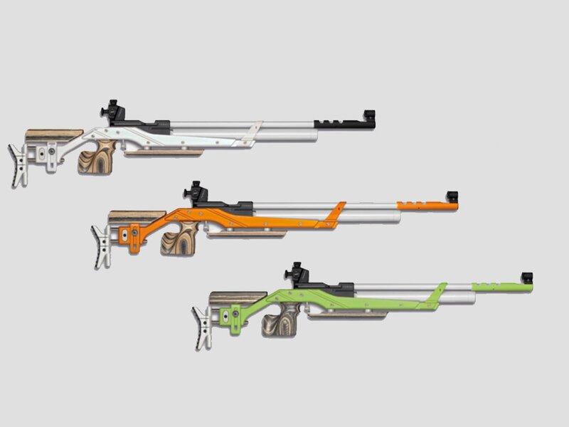 Tesro Match air rifle RS100 Basic