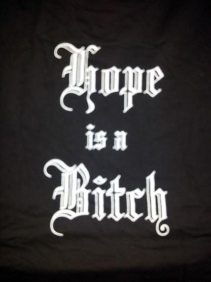 Anael - Hope Is A Bitch TS XL