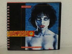 Vampiria - Cartoline, Cd