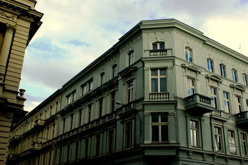 Dawna cukiernia przy ulicy Piotrkowskiej