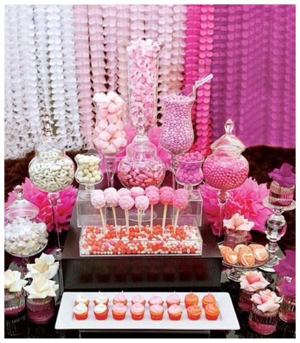 envases para mesas de dulces
