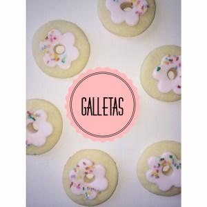Para celebrar: Galletas Caseras