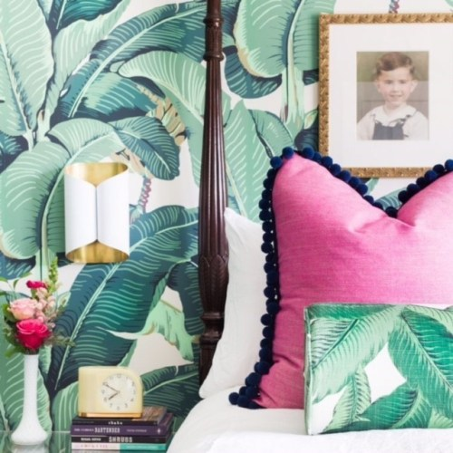 Papel tapiz tropical