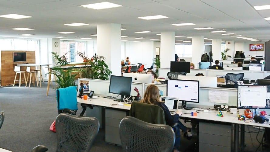 Office design architect Buju