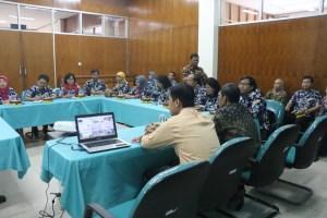 Foto Peserta dari Badan Arsip dan Perpustakaan Jawa Tengah