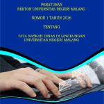 kode perihal surat dinas universitas negeri malang