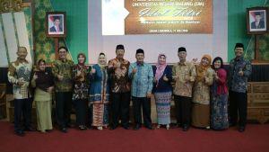 Halal Bihalal Universitas Negeri Malang