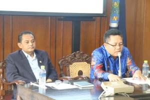 Kunjungan dari Universitas Sriwijaya