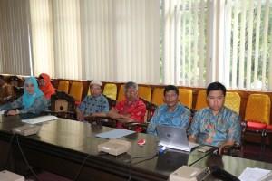Kunjungan dari Universitas Pendidikan Indonesia