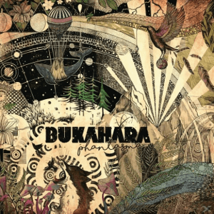 Bukahara---Phantasma---(CD)