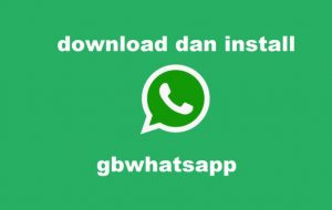 download gb whatsapp terbaru
