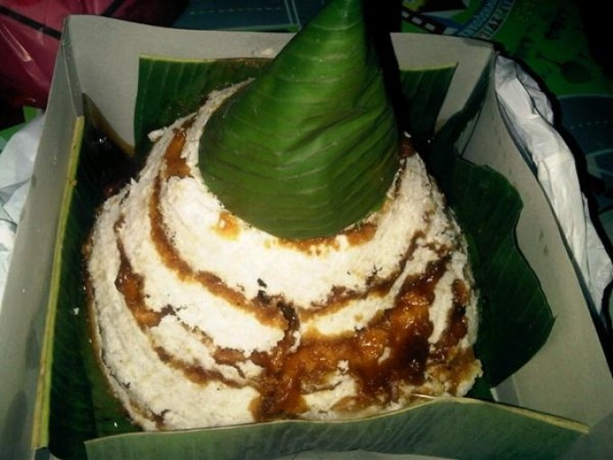 Kue Tradisional Indonesia. Awug.