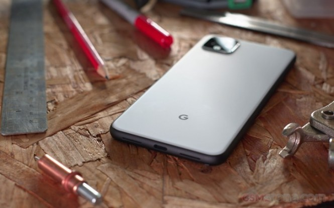 Google Pixel 4 XL in for review