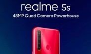 Realme 5s with 48MP quad camera is coming on November 20