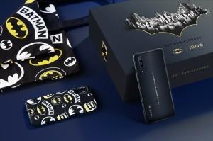 iQOO Pro 5G Batman comes with a range of Batman-themed accessories