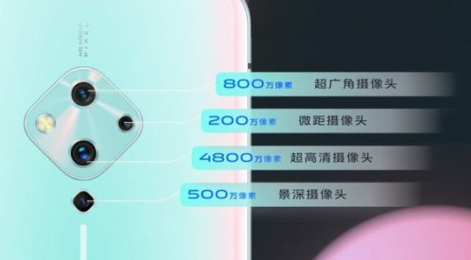 vivo S5 announced with a punch-hole display and quad cameras
