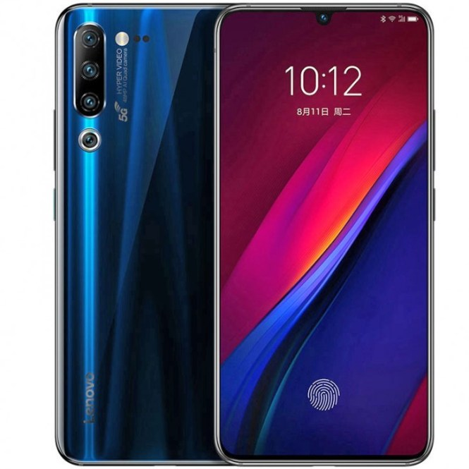 Lenovo releases Z6 Pro 5G variant in dark blue finish