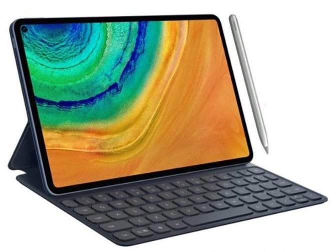 Leaked image of Huawei MatePad Pro
