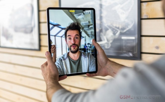 iPad Pro to come with 3D-sensing camera module