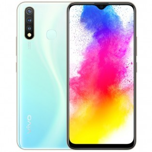 vivo Z5i in Onion Blue
