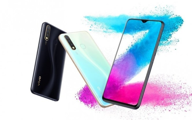 vivo Z5i arrives, it is the vivo U3 with more RAM and storage