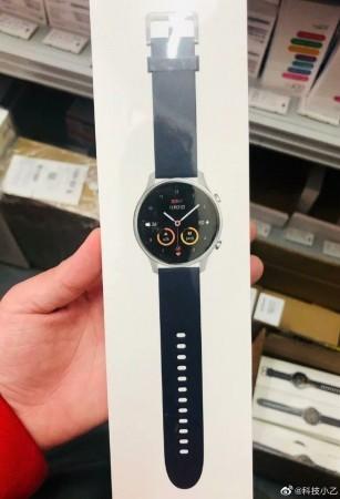 Xiaomi Watch Color, image source: Mukul Sharma