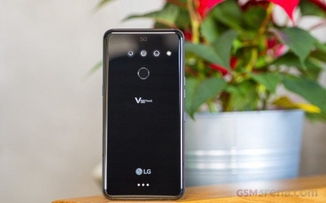 LG V50 ThinQ 5G review
