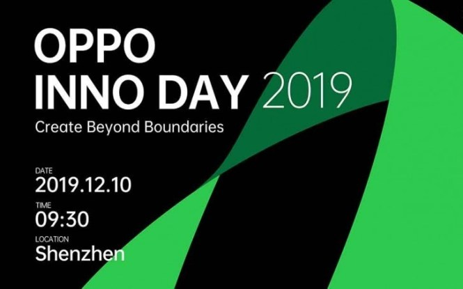 Oppo to host its INNO DAY on December 10, will talk about the state of 5G