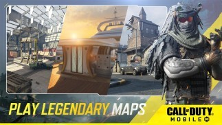 Users' Choice and Editor's Choice Best Game: Call of Duty: Mobile